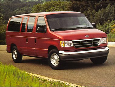 1998 Ford Super Club Wagon Van