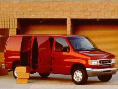 1998 Ford E-350 Van