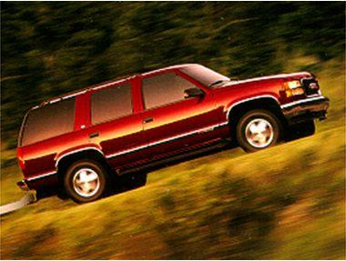 1998 GMC Suburban 2500 SUV