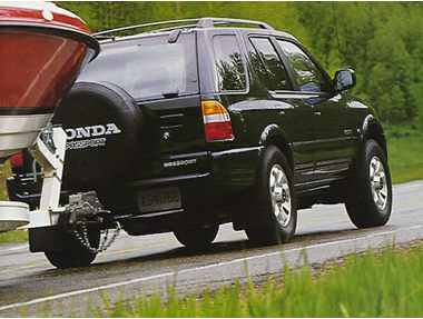 1998 Honda Passport SUV