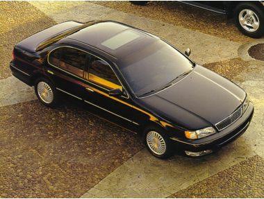 1997 Infiniti I30 Sedan
