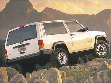 1998 Jeep Cherokee SUV