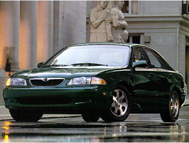 1998 Mazda 626 Sedan