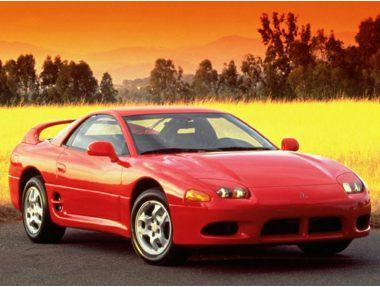 1998 Mitsubishi 3000 GT Coupe