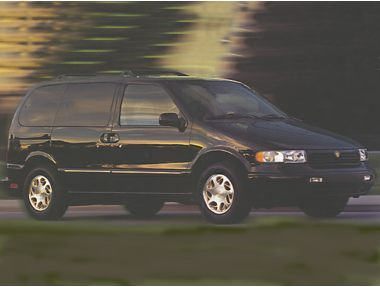 1998 Mercury Villager Van