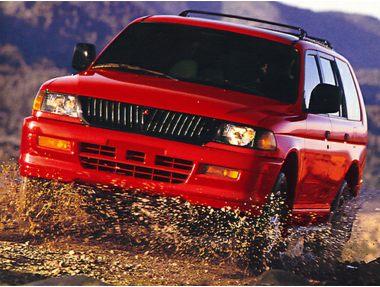1998 Mitsubishi Montero Sport SUV