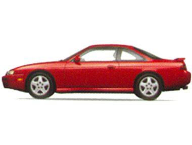 1998 Nissan 240SX Coupe