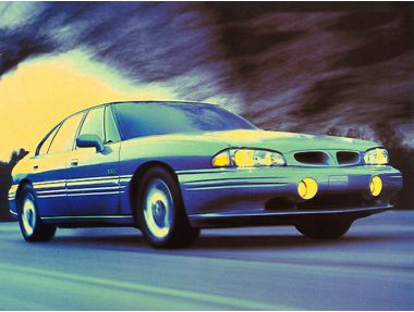 1998 Pontiac SSE Sedan