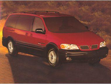 1998 Pontiac Trans Sport Van