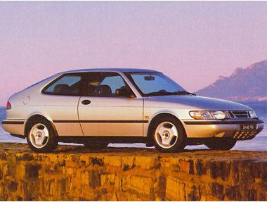 1998 Saab 900 Hatchback