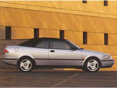 1998 Saab 900 Convertible