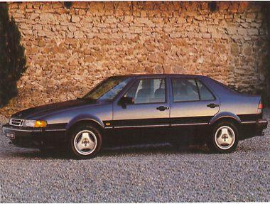 1998 Saab 9000 Sedan