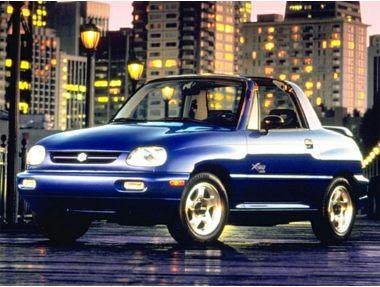1998 Suzuki X-90 SUV