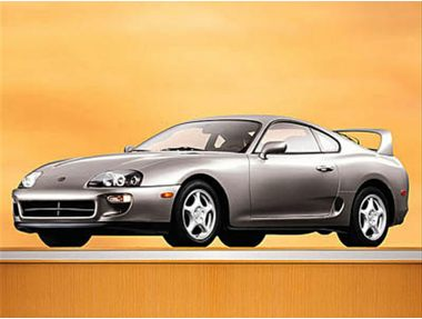 1998 Toyota Supra Coupe