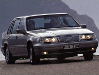 1998 Volvo S90 Sedan