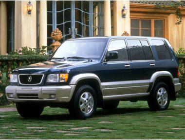1999 Acura SLX SUV