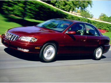 1999 CADILLAC CATERA Sedan