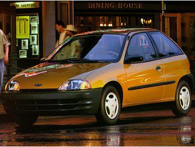 1999 Chevrolet Metro Coupe