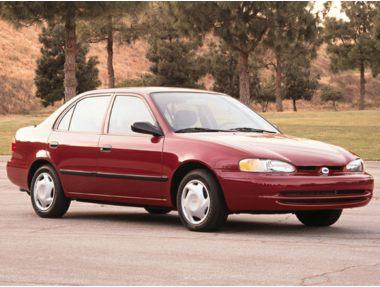 1999 Chevrolet Prizm Sedan