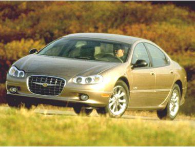 1999 Chrysler LHS Sedan
