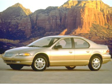 1999 Chrysler Cirrus Sedan