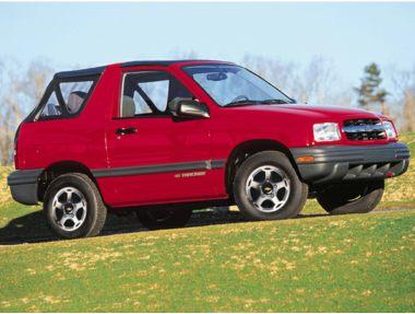 1999 Chevrolet Tracker SUV