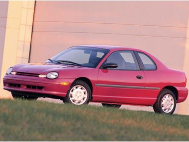 1999 Dodge Neon Coupe