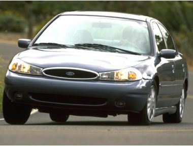 1999 Ford Contour Sedan