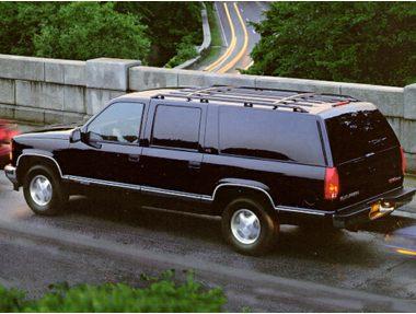 1999 GMC Suburban 2500 SUV