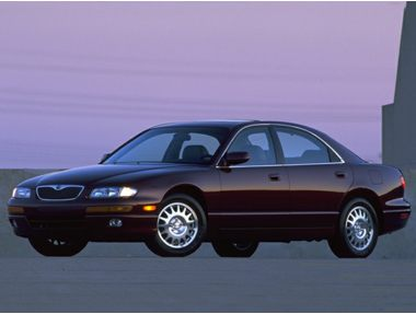1999 Mazda Millenia Sedan