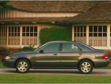 1999 Mazda 626 Sedan