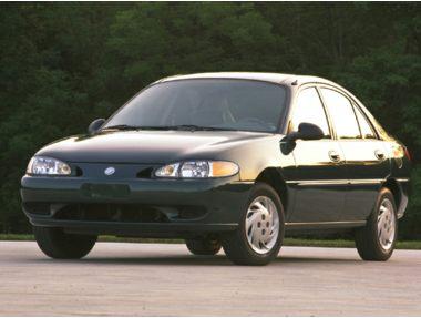 1999 Mercury Tracer Sedan