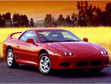 1999 Mitsubishi 3000 GT Coupe