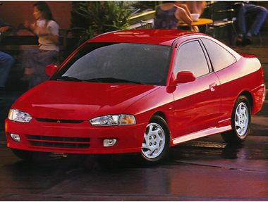 1999 mitsubishi mirage de m5 coupe ratings prices. Black Bedroom Furniture Sets. Home Design Ideas