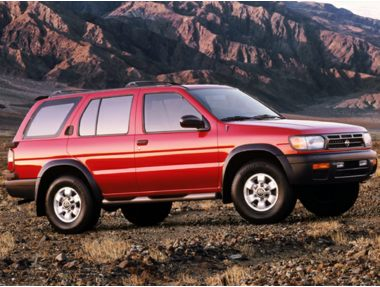 1999 nissan pathfinder xe m5 suv ratings prices trims. Black Bedroom Furniture Sets. Home Design Ideas