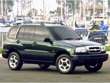 1999 Suzuki Vitara SUV