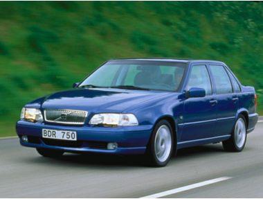 1999 Volvo S70 Sedan