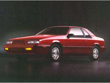 1992 Chrysler LeBaron Coupe