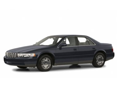 2000 CADILLAC SEVILLE Sedan
