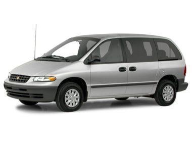 2000 Chrysler Voyager Van