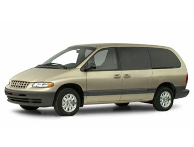 2000 Chrysler Grand Voyager Van