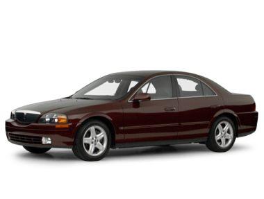 2000 Lincoln LS Sedan