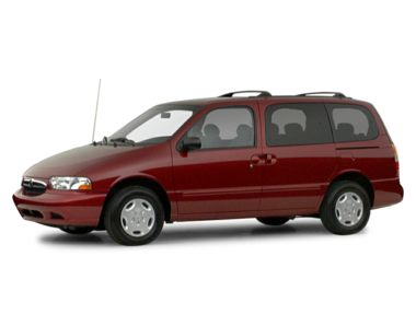 2000 Mercury Villager Van