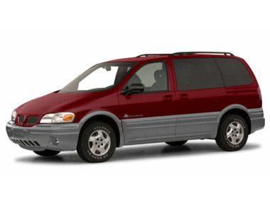 2000 Pontiac Montana Van