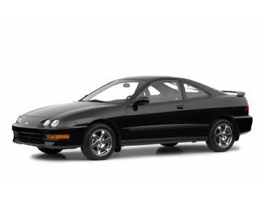 2001 Acura Integra Coupe