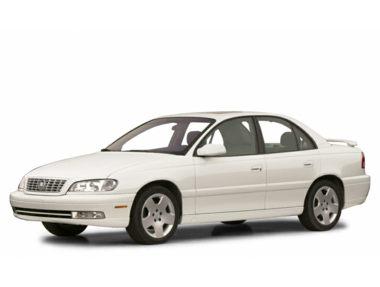 2001 CADILLAC CATERA Sedan