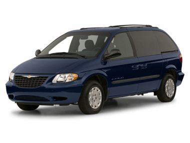 2001 Chrysler Voyager Van