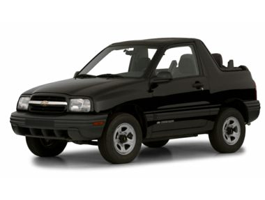 2001 Chevrolet Tracker SUV