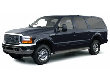 2001 Ford Excursion SUV