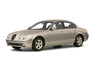 2001 Jaguar S-TYPE Sedan
